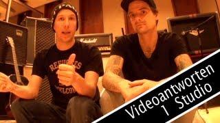 ZSK Albumproduktion Videoantworten 2012