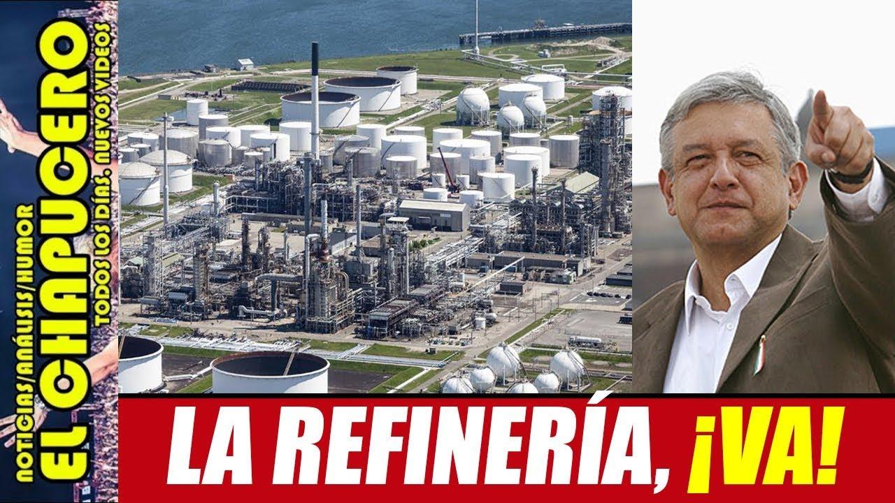 a-pesar-de-amenazas-de-blackrock-amlo-confirma-refinera