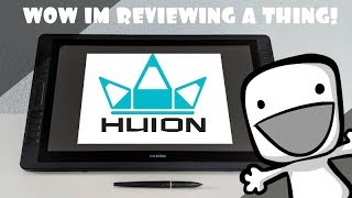 CarBot Reviews: Huion GT-221 Pro (Affordable digital drawing display)