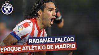 Quand Falcao rivalisait avec Messi et Ronaldo