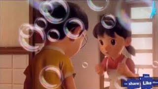 ek galti 4 nobita and shizuka loved video, (sb jayneer) Doraemon video song
