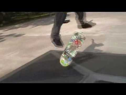 Will Lewis skate