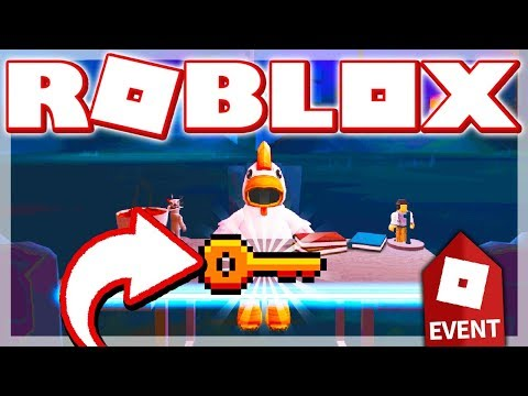 FIND THIS CHICKEN & YOU GET THE COPPER KEY!! *Jailbreak Confirmed!* (ROBLOX READY PLAYER ONE EVENT)