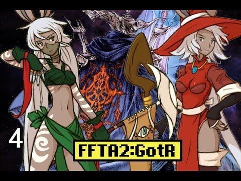 Final Fantasy Tactics A2 Grimoire of the Rift DS Part 4 - Prepared with Love, Wanted Cyanwolf