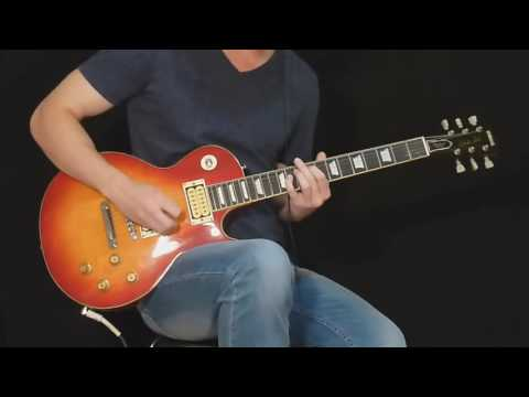Roxette - Sleeping In My Car (Guitar Cover)