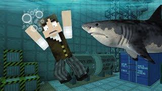 Minecraft: SE EU NÃO FUGIR DA INUNDAÇÃO, EU VOU ME AFOGAR!