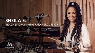 Sheila E. Teaches Drumming and Percussion   Official Trailer   MasterClass
