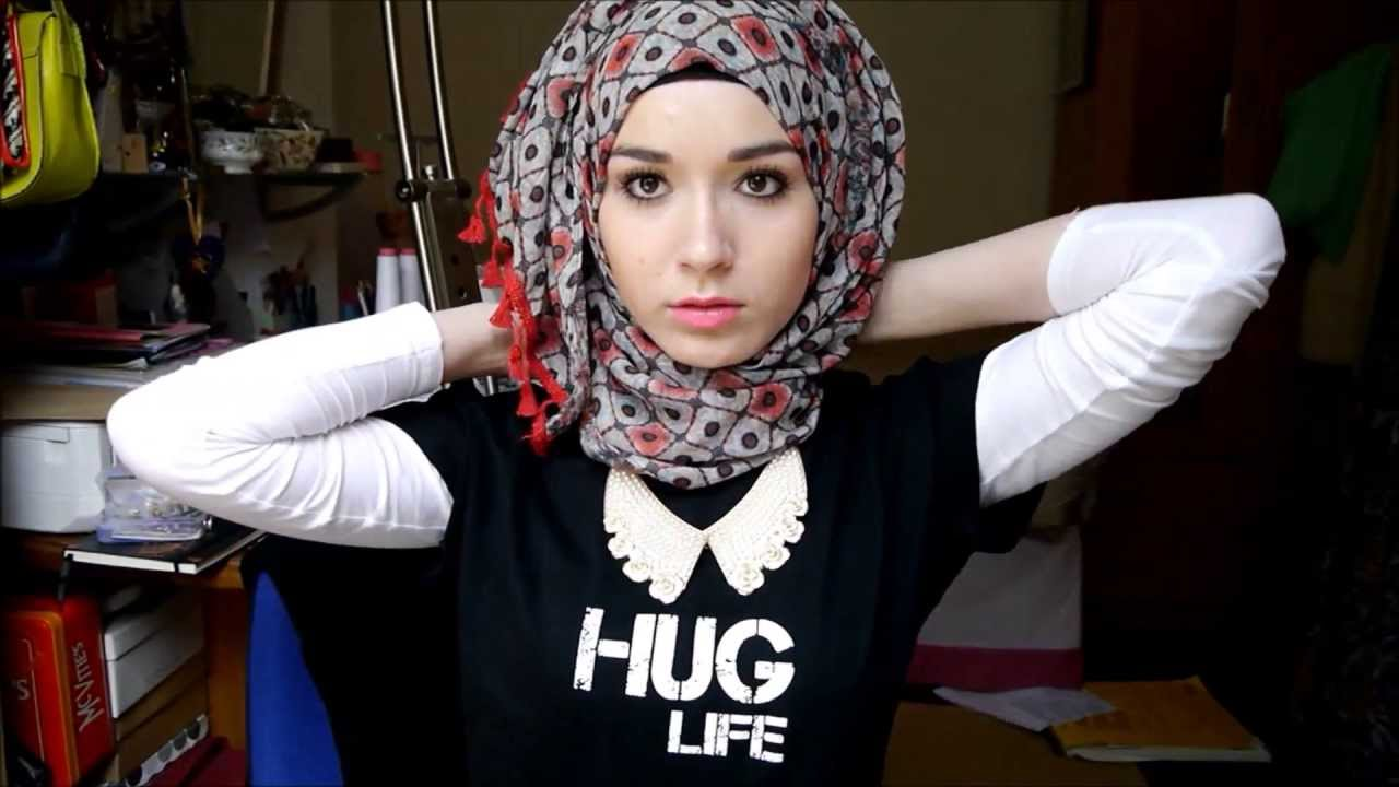 3 Easy Summer Hijab Tutorials Youtube