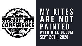 WFGKC - My Kites are Not Painted - with Gill Bloom  - Virtual Recording Session