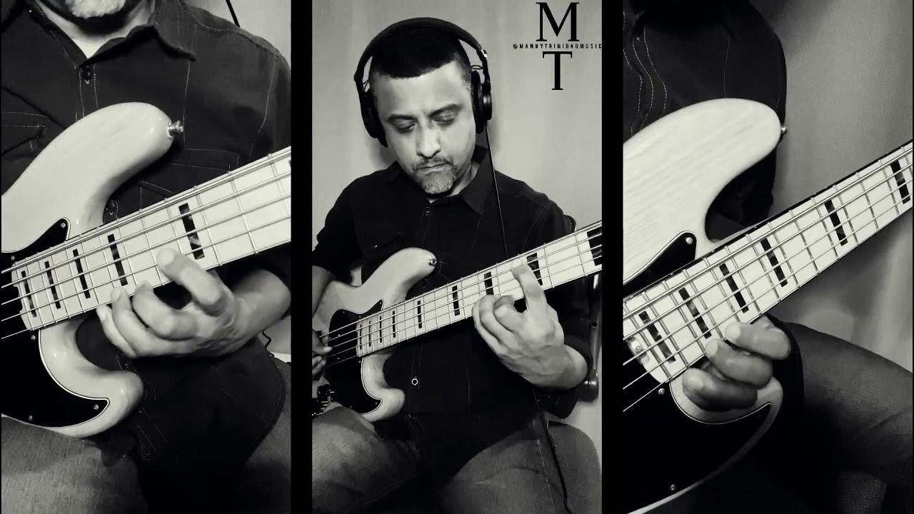 Alondras en el Bosque - Bass Cover