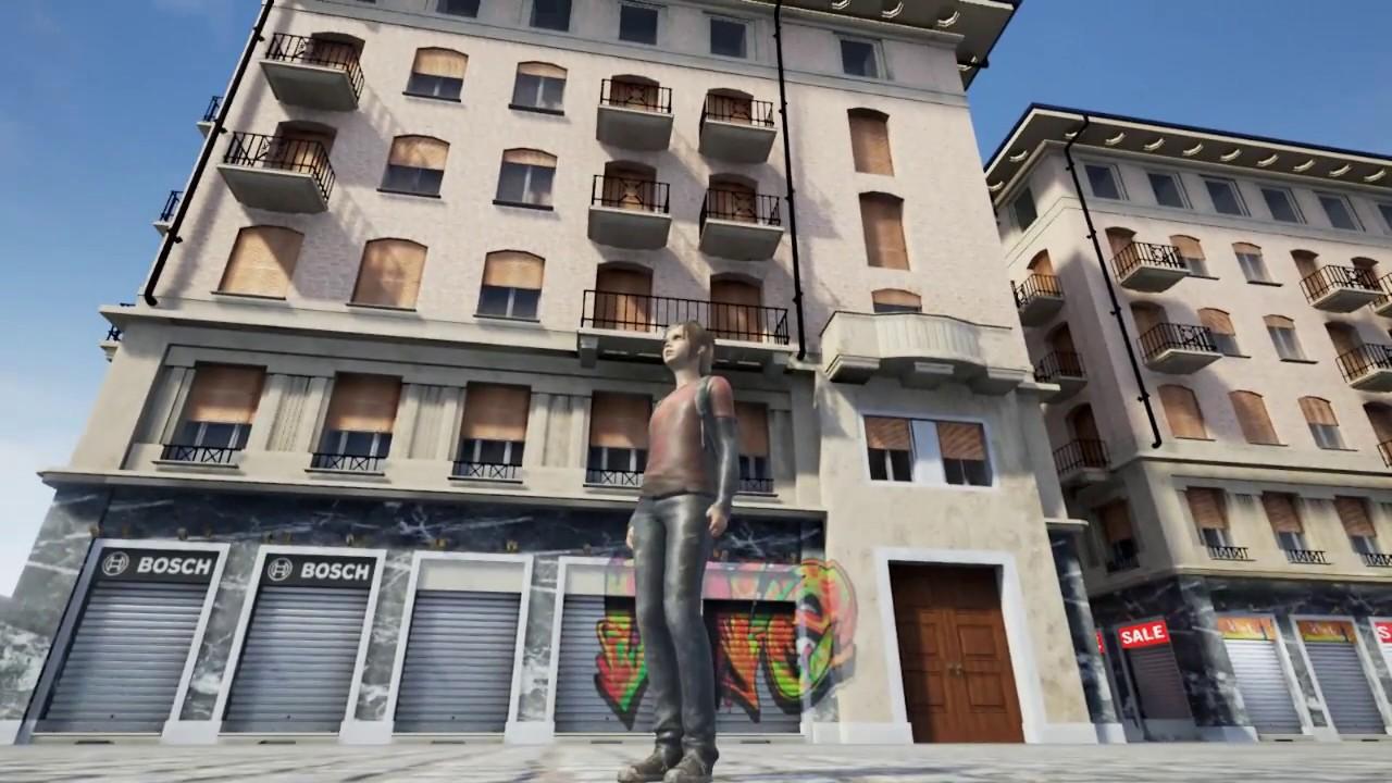Modular City Assets - Unreal Engine 4