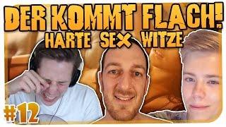 DER KOMMT FLACH #12 - SEX WITZE MIT 61MINUTENSEX! [MINECRAFT] [HD]