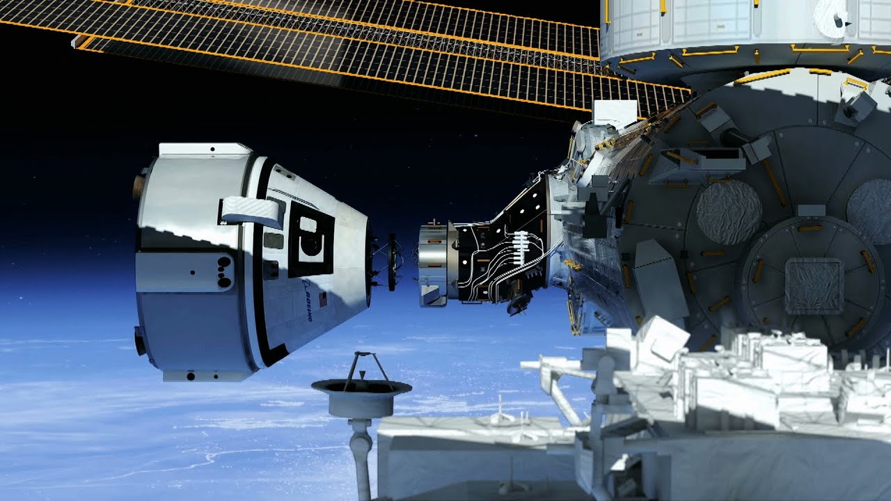 Boeing Unveils America's First Space Taxi, Unlocks Possibilities for Future