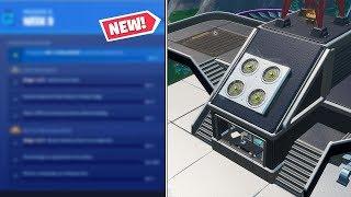 ALL WEEK 8 CHALLENGES in SEASON 9 with Secret Battle Star - Fortnite Battle Royale