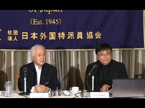"Arata Isozaki & Satoshi Ohashi: ""Tokyo Olympic Stadium Monumental Mistake or City Enhancement"""