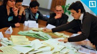 Наблюдатели выборов из СНГ