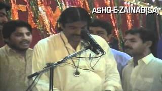 13th Rajab 1431 - Zakir Ghulam Abbas Kazmi of Shadiwal - Gujrat, Pakistan