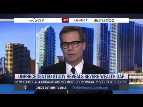 MSNBC - Are Americans self-segregating based on economic pressures?