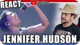 jennifer hudson performance