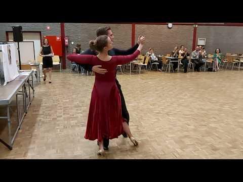 Opendeur 14/09/2019 Tango Dorien en Nikita, danspaar Ballroom Blitz