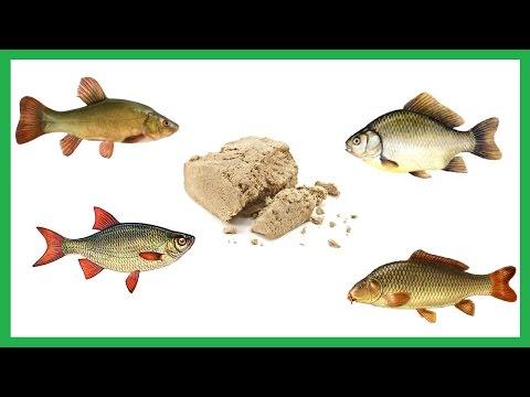 насадка из манки для рыбалки