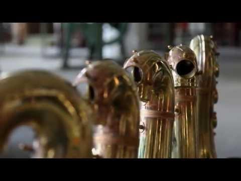 Amati wind instruments