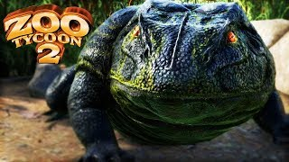 Let's Play Zoo Tycoon 2 : Ending of Palaeo Park today with the addi...