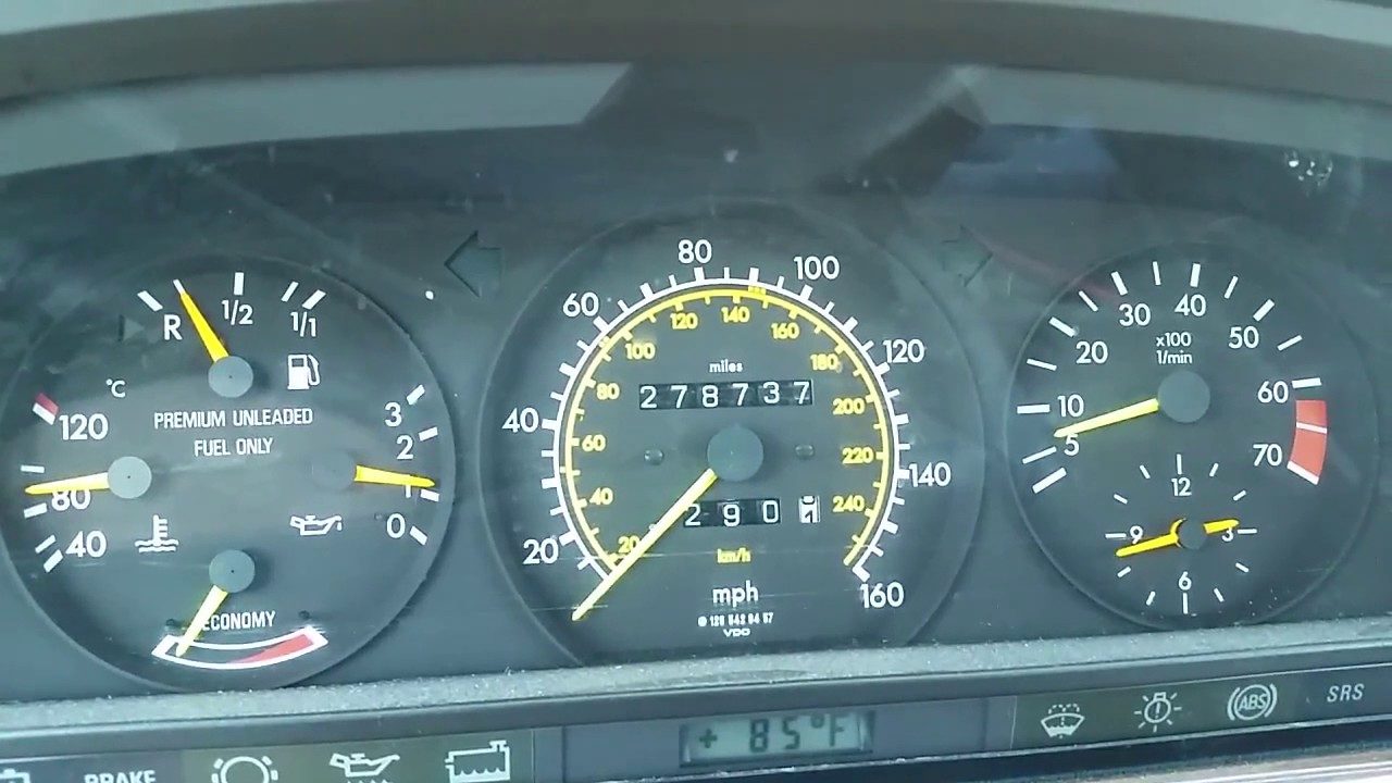 M103 Rough idle and vacuum leak   Mercedes-Benz Forum