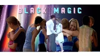 The Next Step Couples ~ Black Magic