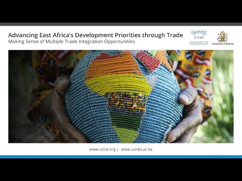 Advancing East Africa's Development Priorities through Trade -  Afternoon - 22 September 2015