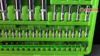Видео-обзор №2 Набор инструмента 108 предметов Alloid НГ-4108П | «AVTOTOOL™»