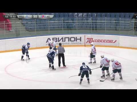 ХК Крылья Советов - ХК Рига