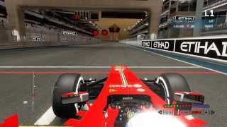 F1 2013 [PC] - Gameplay (HD)