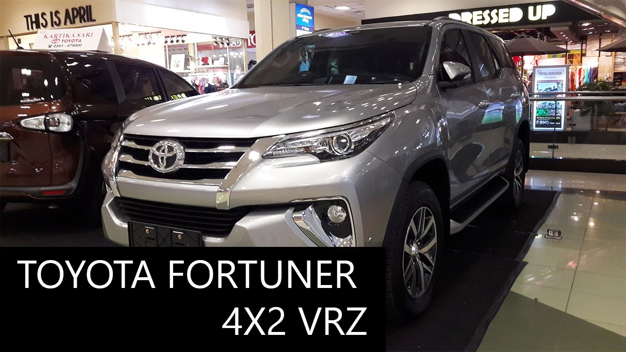 Kekurangan Toyota Fortuner Vrz Harga