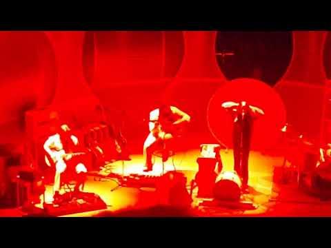 Genesis. The Music Box. Cinema show in Barcelona