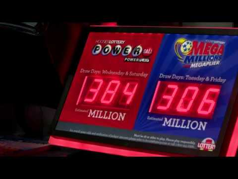 Mega Million and Powerball Jackpot