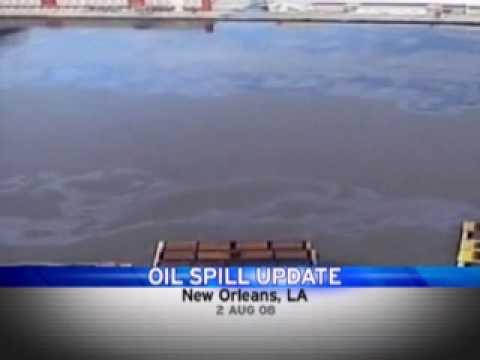 New Orleans Oil Spill Update