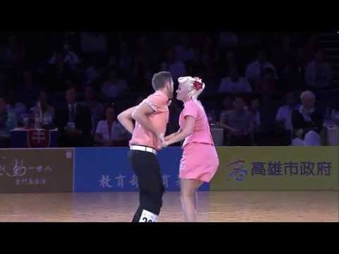 Boogie Woogie Fast Final WDSG 2013 Kaohsiung: Boogie Woogie Slow Final from World Dance Sport Games in Kaohsiung, Taiwan, september 14. Extracted from official video streaming.