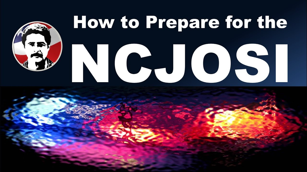 ncjosi police test prep youtube rh youtube com Study Guide Template Study Guide Clip Art