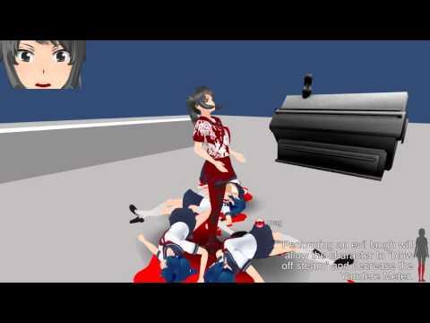 Скачать Yandere Simulator игра на стадии разработки