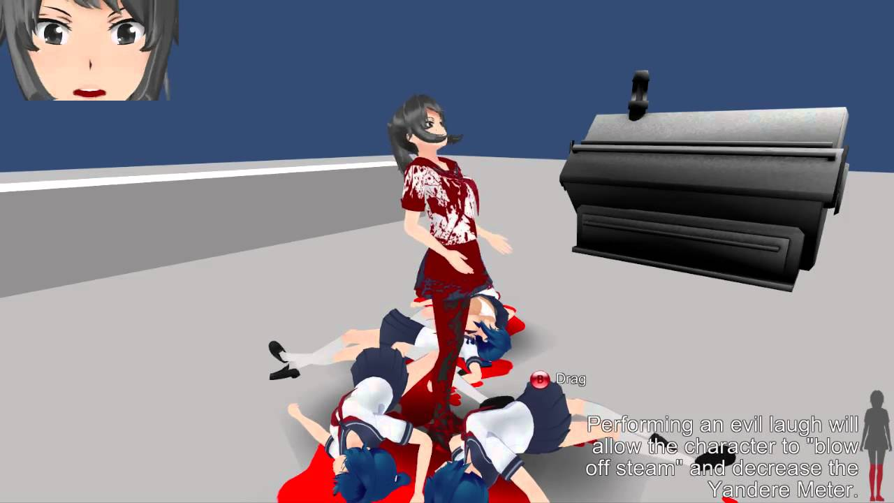 how to kill the first rival in yandere simulator