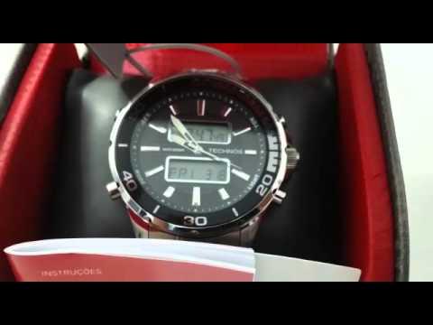 361acd5d84634 Relógio Masculino Technos Sports performance (analógico e digital ...