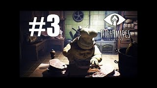 Little Nightmares part 3: the kitchen