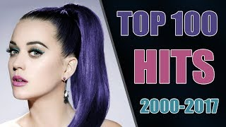 100 лучших хитов 2000 2017г   100 best hits 2000 2017 s
