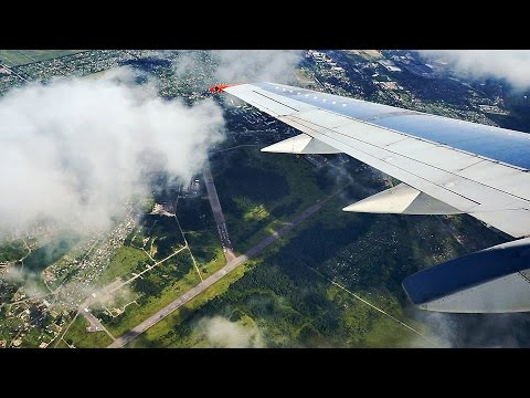 Питер-Мурманск B737 Nordavia/Boeing 737 St.Peterburg