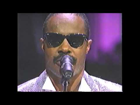 Stevie Wonder Ft George Michael - Love In Need Of Love Today (Live @Apollo Theatre 1985)