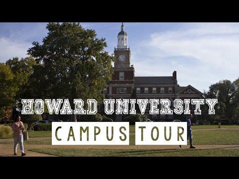 Howard University: College Campus Tour Vlog