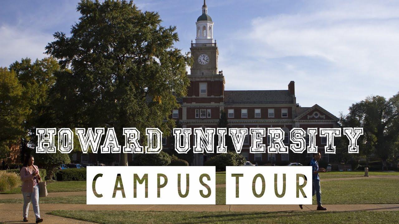 Howard University Campus Tour