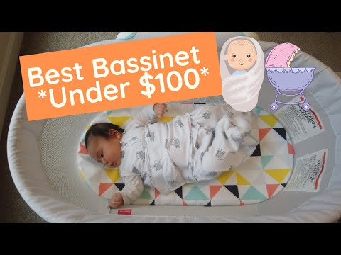 *HONEST REVIEW* Fisher-Price Stow 'n Go Bassinet | BABY ESSENTIAL UNDER $100