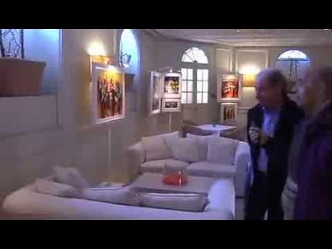 Mario Borella espone all'Hotel Lolli di Sanremo  fino al 30 aprile 2014